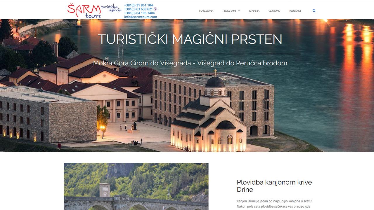 Šarm tours | turistička agencija